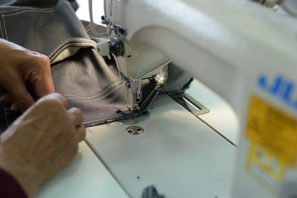 Изработка на работно облекло